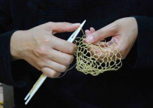 あばり編み編み方1